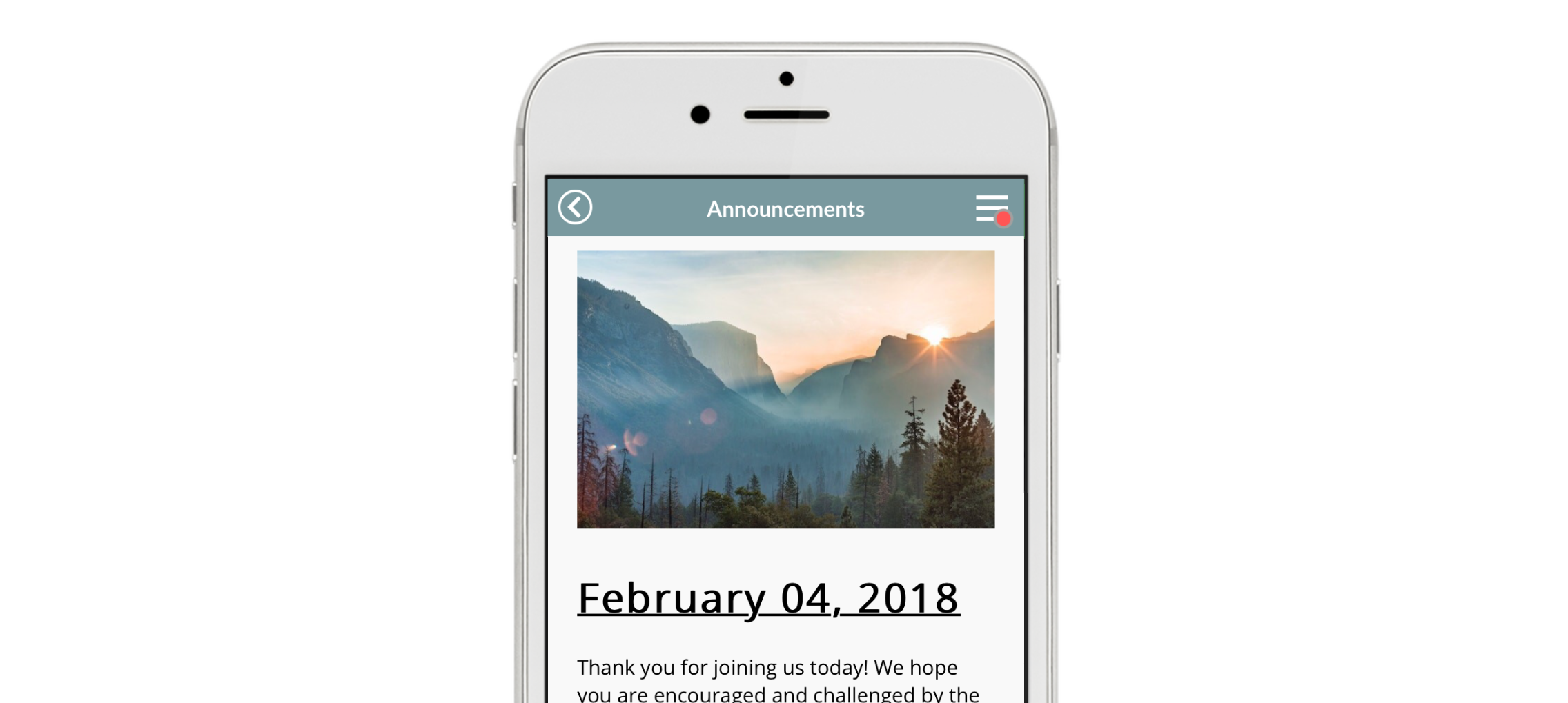 Put aware3 to Work: Declutter Your Announcements