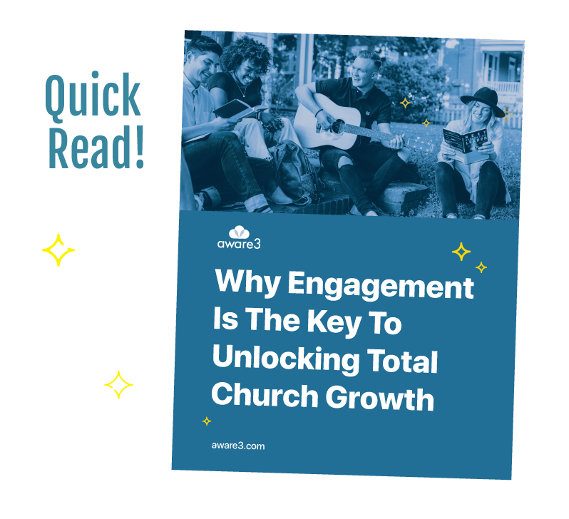 Why engagement is the key to unlocking total church growth.